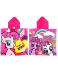Prosop - poncho My Little Pony 60 x 120 cm