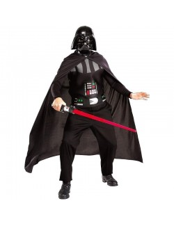 Costum Darth Vader adulti, blister