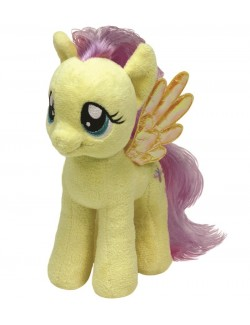 Jucarie plus My little Pony - Fluttershy 18 cm