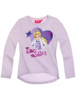 Bluza fete, Barbie Shine, 2 - 8 ani