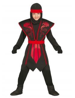 Costum Shadow Ninja 5 - 12 ani
