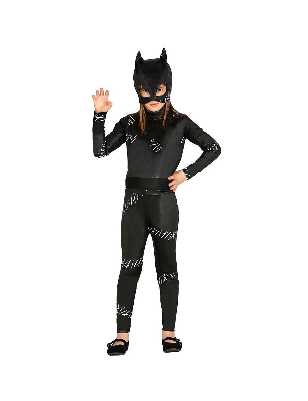 Costum Pisica Neagra Copii 5 12 Ani