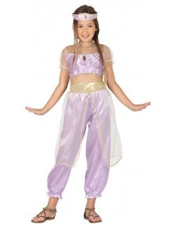 Costum Printesa Desertului / Dansatoare orientala, copii 5 - 9 ani
