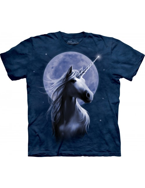 Tricou adulti The Mountain - Starlight Unicorn