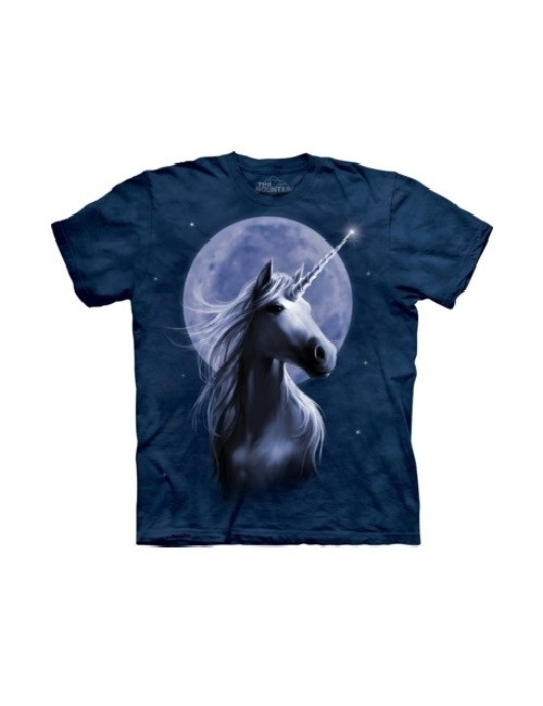 Tricou adulti The Mountain - Starlight Unicorn