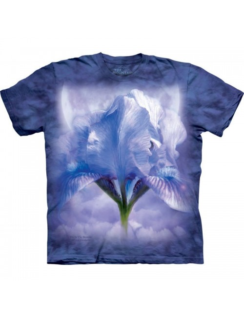 Tricou unisex adulti, Iris in Moon, by The Mountain