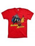 Tricou pentru barbati Batman si Robin