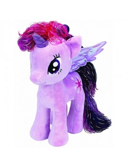 Jucarie plus My little Pony - Twilight Sparkle, 18 cm
