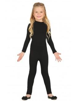 Salopeta copii 4 - 12 ani, neagra