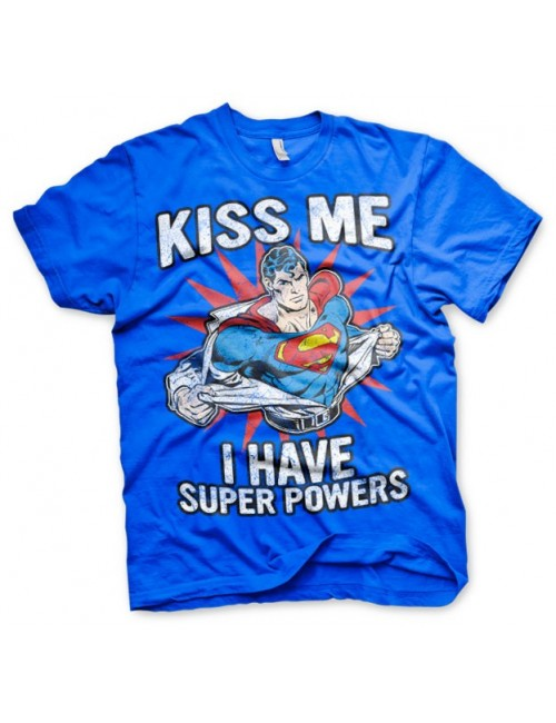 Tricou barbati Superman I have powers