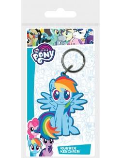 Breloc cauciuc My little Pony - Rainbow Dash