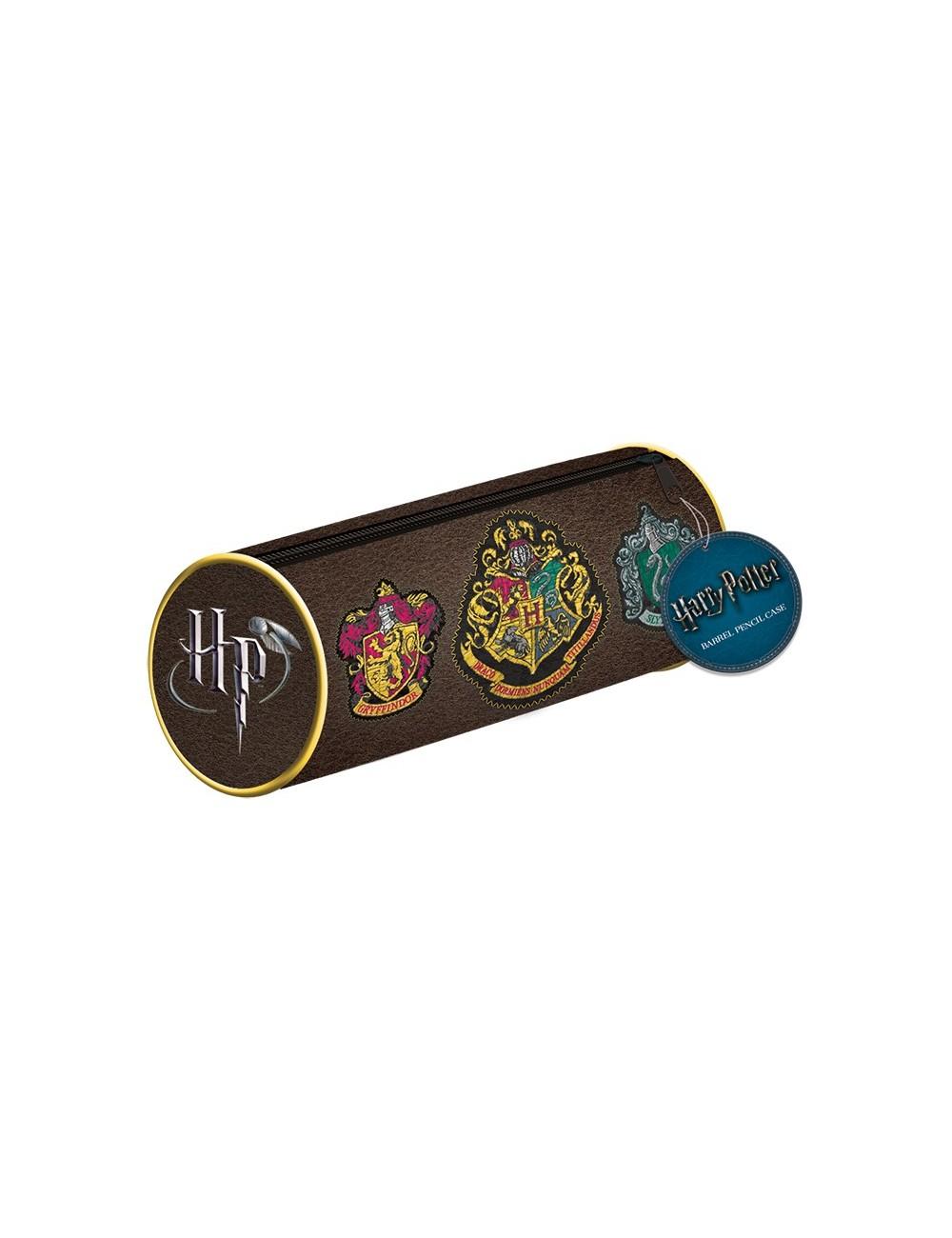 Penar cilindric Harry Potter - Hogwarts Crests -20 cm