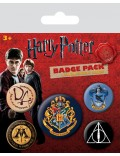 Insigna Harry Potter - Set 5 bucati