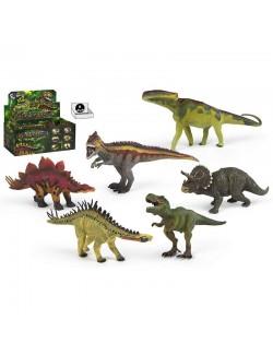 Jucarii cauciuc Dinozauri 23 - 29 cm