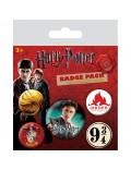 Set Insigne Harry Potter Gryffindor - 5 bucati