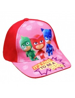 Sapca fete, PJ Masks, rosie - model 2