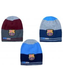 Caciula tricotata copii, FC Barcelona