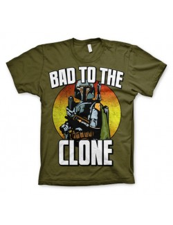 Tricou pentru barbati, Star Wars Bad to the Clone