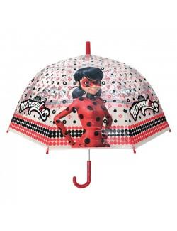Umbrela manuala Buburuza Miraculoasa, 45 cm