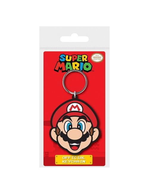 Breloc cauciuc Super Mario