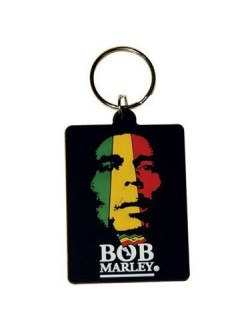 Breloc cauciuc Bob Marley (Face)