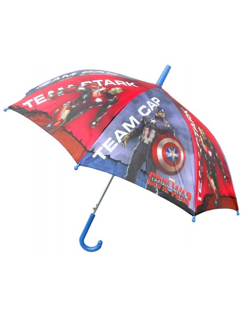 Umbrela automata Captain America Avengers, 45 cm