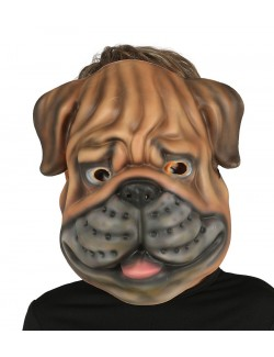 Masca spuma EVA: Caine Bulldog