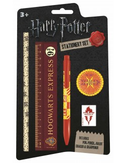 Set papetarie 5 piese, Harry Potter