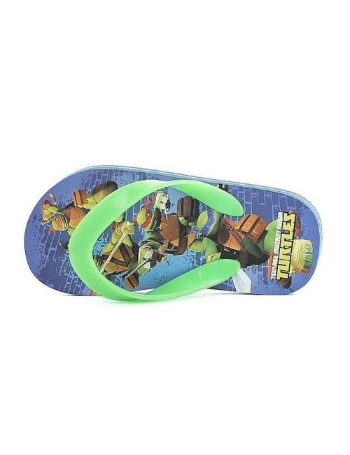 Papuci plaja copii, Testoase Ninja, 28 - 35