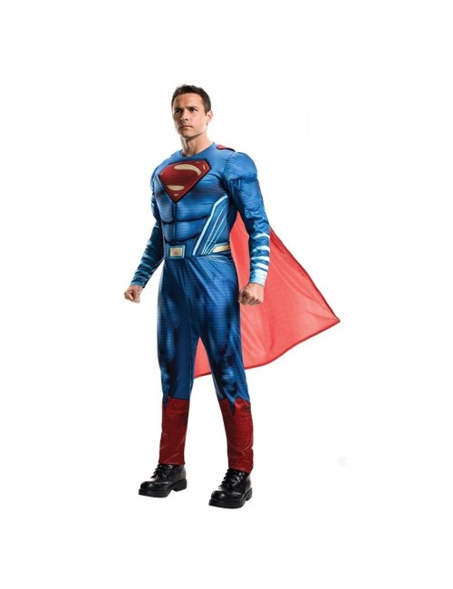 Costum Superman cu muschi, adulti