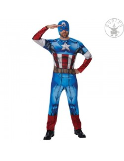 Costum Captain America, adulti