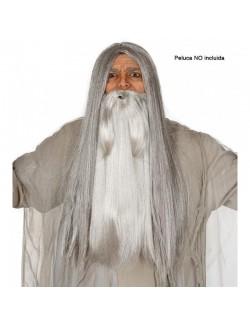 Barba lunga de Vrajitor, culoare gri