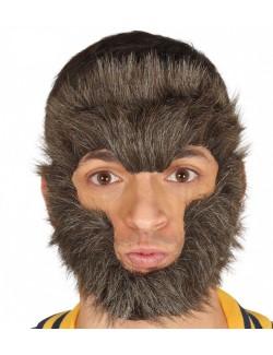 Masca Om Lup (Wolfman) pentru adulti