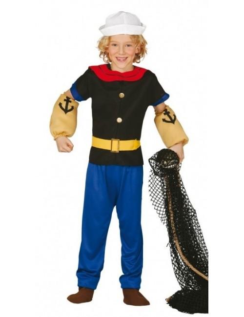 Costum copii, Popeye marinarul