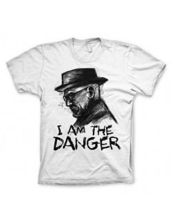 Tricou barbati Breaking Bad I am the danger