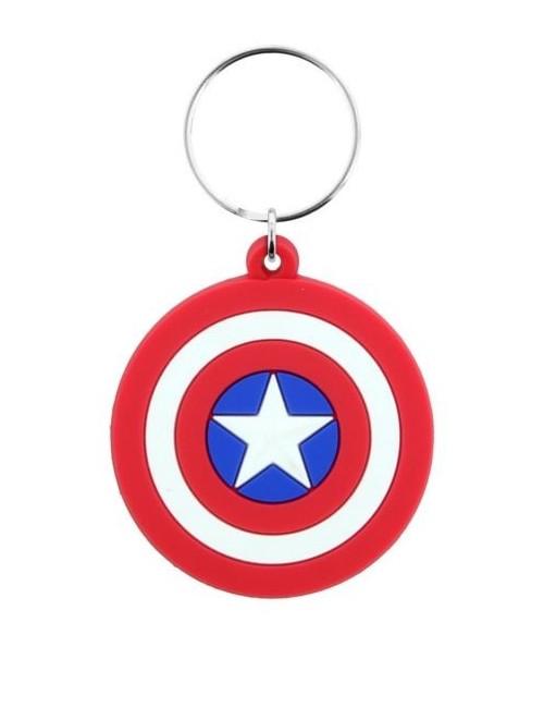Breloc Marvel Captain America Scut