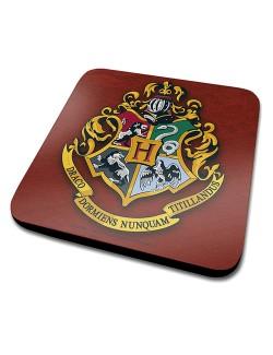 Suport pahare Harry Potter Hogwarts Crest