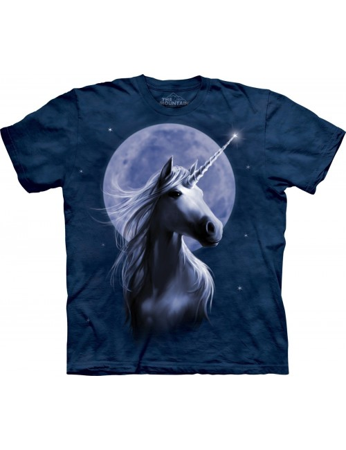 Tricou copii The Mountain - Starlight Unicorn