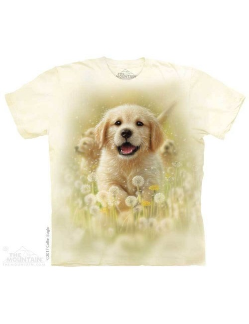 Tricou copii, The Mountain, Golden Puppy