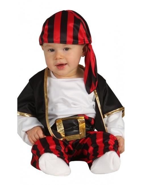 Costum bebelusi, Mic Pirat, 12-24 luni