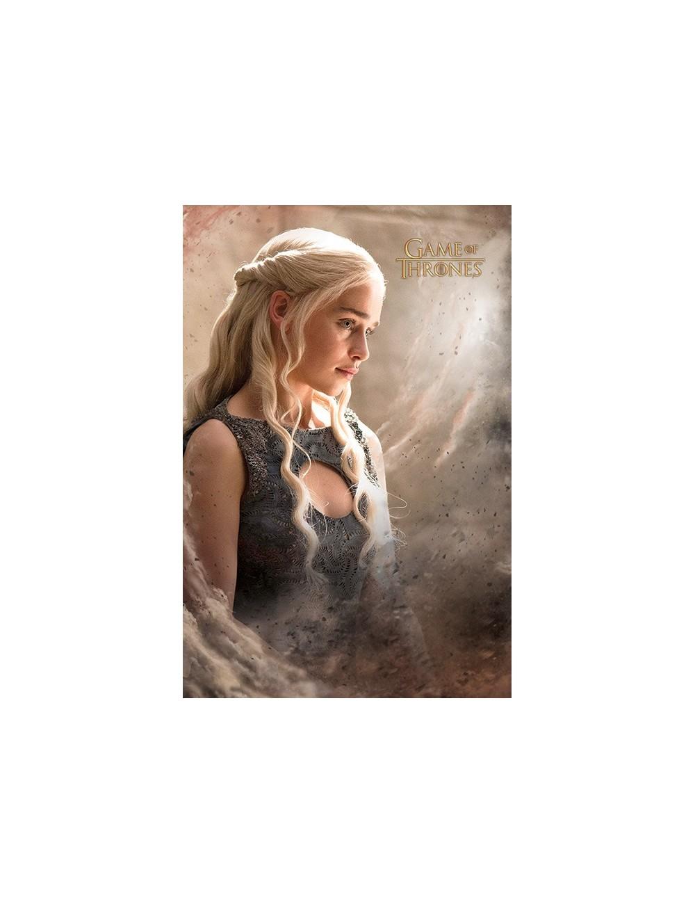 Poster Games of Thrones (Daenarys), 61 x 91,5 cm
