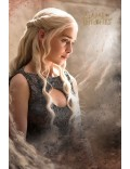 Poster Game of Thrones (Daenerys), 61 x 91,5 cm