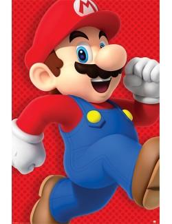 Maxi Poster Super Mario (Run), 61 x 91 cm