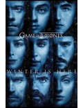 Poster maxi Game of Thrones (Winter is Here)