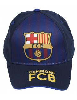 Sapca FC Barcelona, pentru copii, 52 si 54
