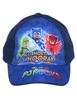 Sapca pentru copii, PJ Masks, albastra, 50