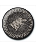 Insigna Game of Thrones Stark Sigil, 2,5 cm,