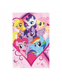 Poster maxi My Little Pony (Grup), 61 x 91,5 cm