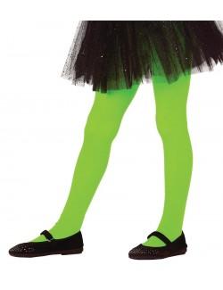 Dres verde, pentru copii, 6 - 9 ani