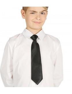 Cravata neagra pentru copii